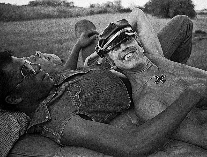 El grupo de moteros homosexuales que recorría Estados Unidos en los 60