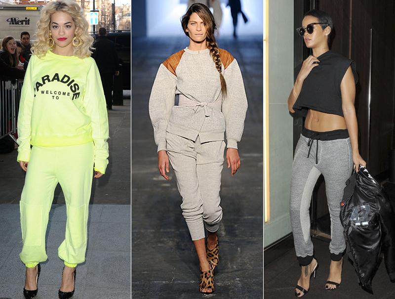Precursores y precursoras que lo vieron venir: Rita Ora en 2013, Alexander Wang en su colección de primavera de 2010 y Rihanna, la más fiel de todas en los últimos años.