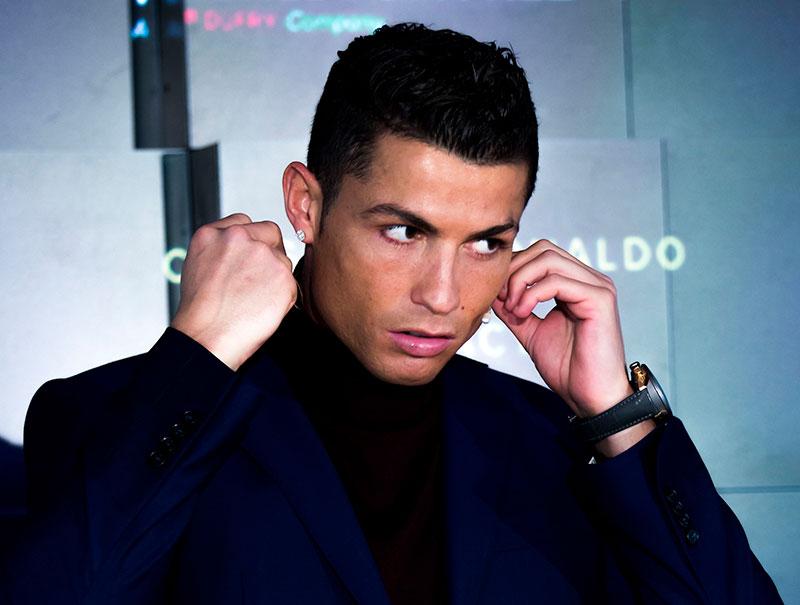 Cristiano Ronaldo huele a canela