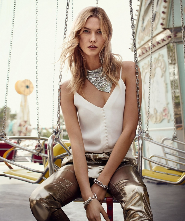 dec6c69dd Un día en Barcelona con Karlie Kloss, la top model del momento ...