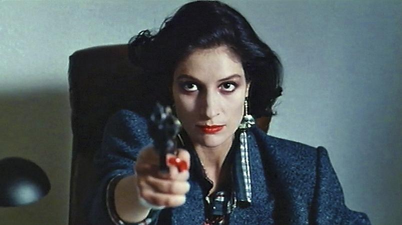 Assumpta Serna en su papel de María Cardenal. Foto: D.R.