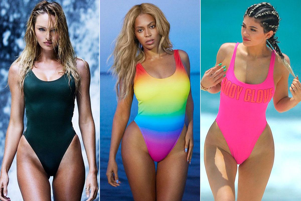 Candice Swanepoel, Beyoncé y Kylie Jenner ya se han atrevido.