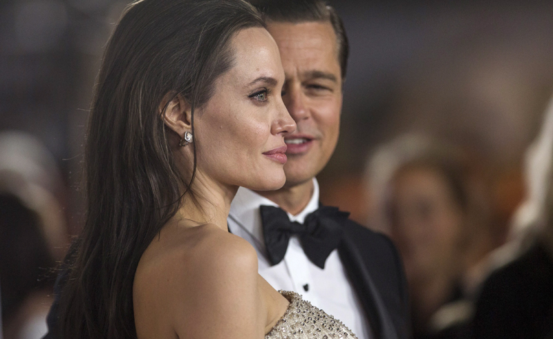 Angelina Jolie y brad pit infidelidad jennifer aniston