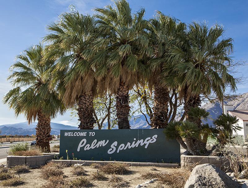 ¿Por qué de pronto todo el mundo ama Palm Springs?