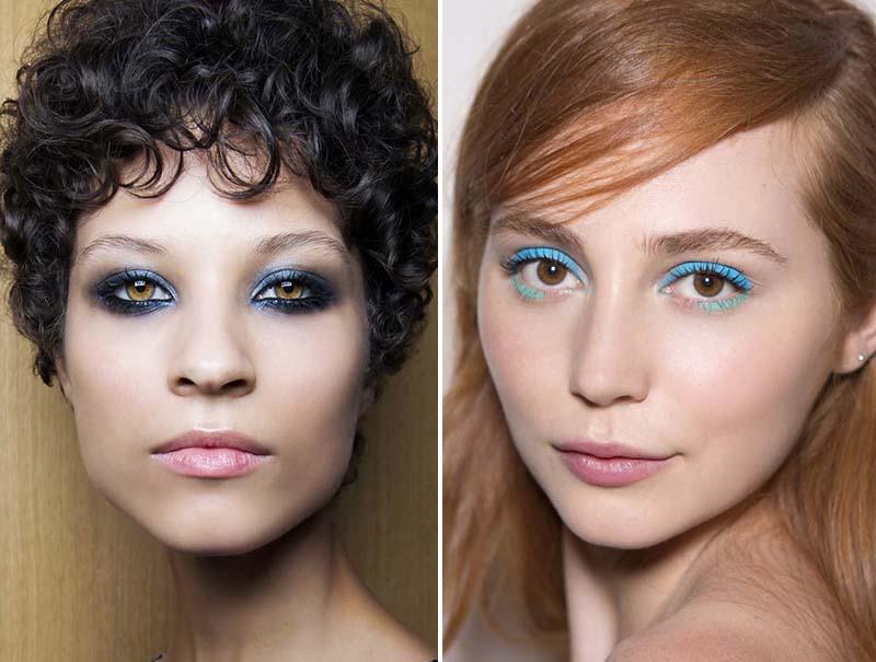 25 motivos para teñir tu mirada de azul esta primavera
