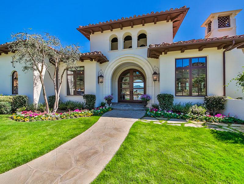 Britney Spears pone a la venta su espectacular casa en California