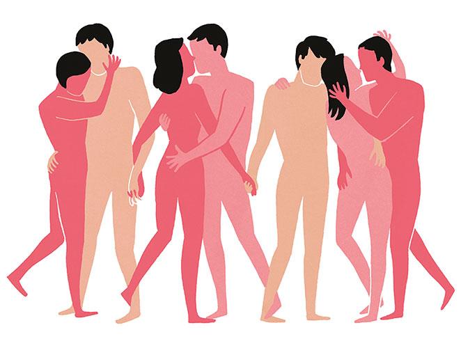 Poliamor, la tendencia sexual que la sociedad no acaba de aceptar