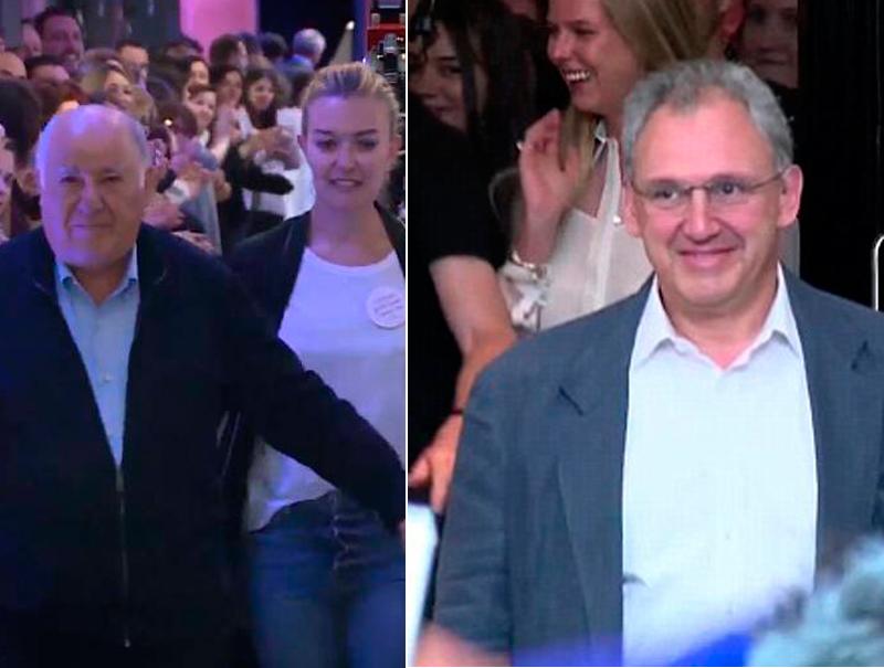 ¿Ha copiado Inditex la sorpresa a Amancio Ortega?