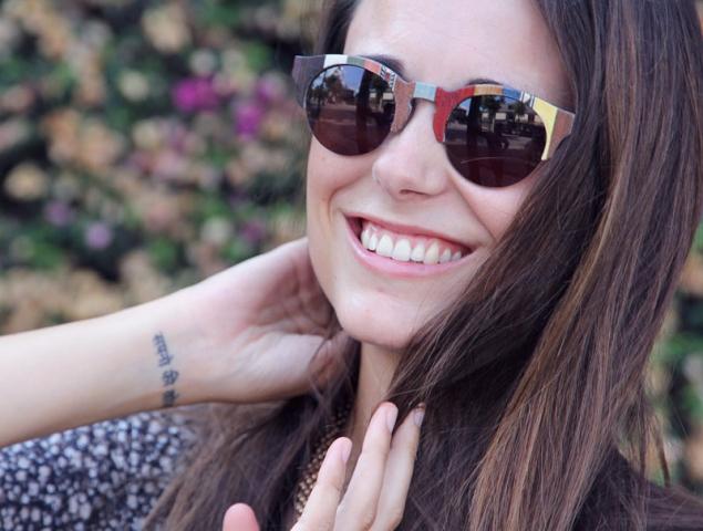 Gafas de sol de tela: Sí, existen y están hechas por estos jóvenes españoles