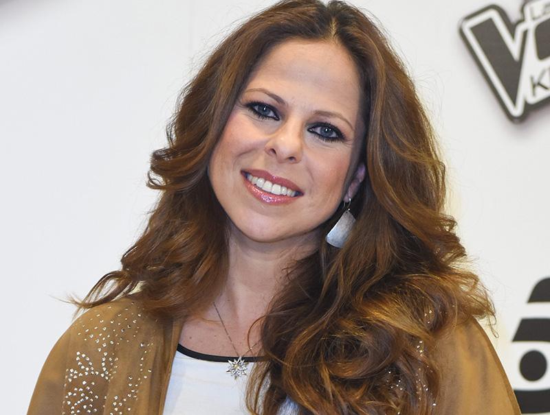 Pastora Soler sufrió un bloqueo en los escenarios.