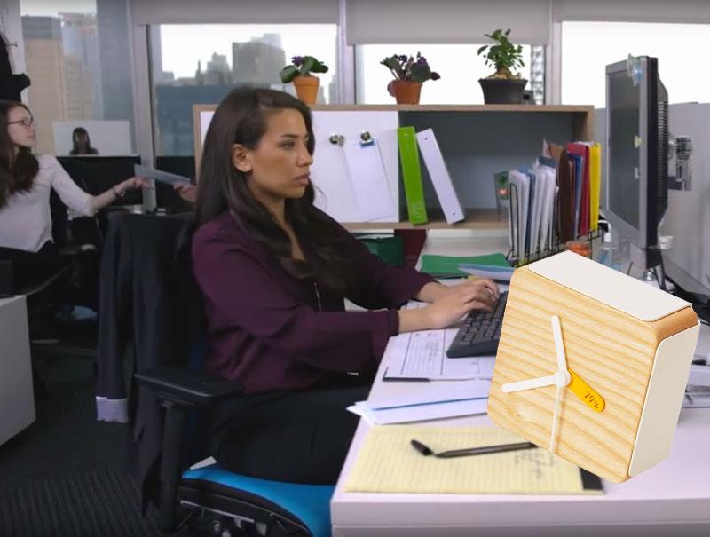 Reloj Work Clock Trabajo Diferencia Salarial Hombres Mujeres