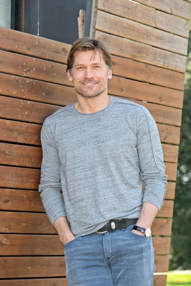 """Nikolaj Coster-Waldau: """"Tengo un gran ego, trabajo en el cine"""""""