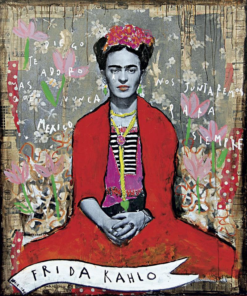 10 razones por las que frida kahlo fue la gran visionaria - Pinturas de moda ...