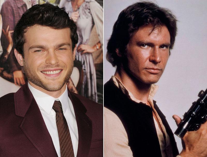 ¿Quién es el nuevo Han Solo? 5 cosas que tienes que saber sobre Alden Ehrenreich