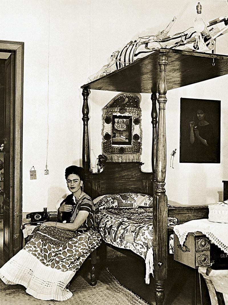 Frida Kahlo referente moda