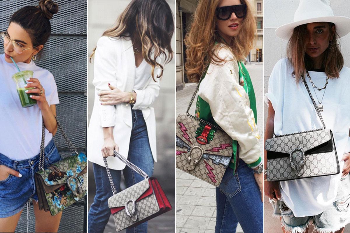 Los 'it-bag' de Michele para Gucci, objeto de deseo de toda fashionista de pro.