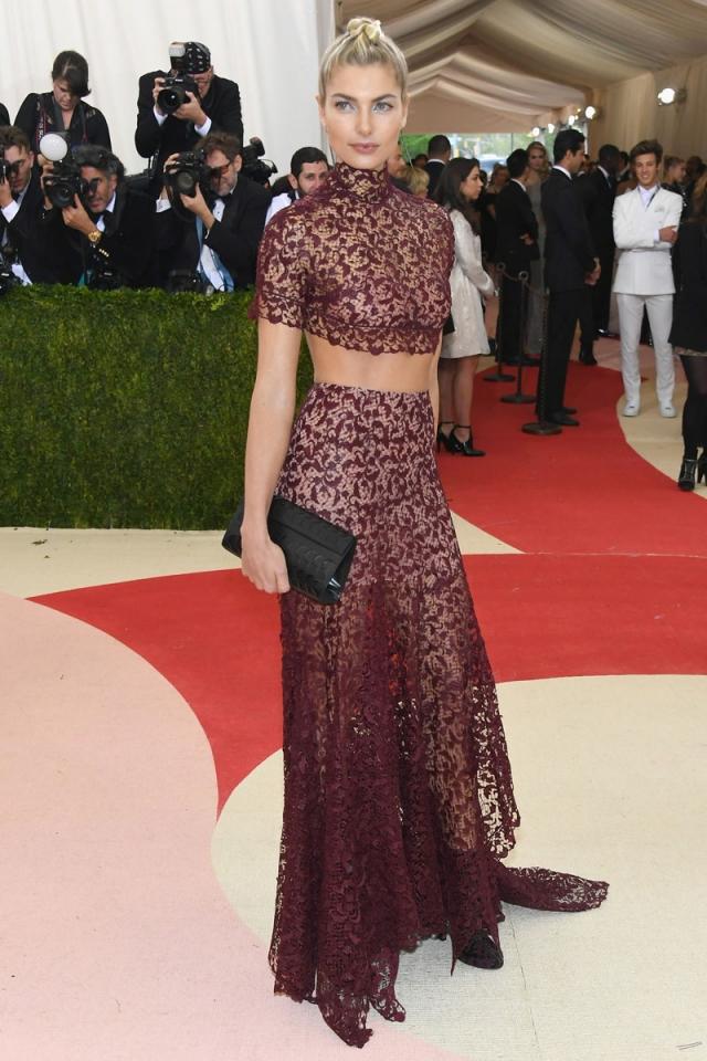 Gala MET 2016: los mejores vestidos de la alfombra roja