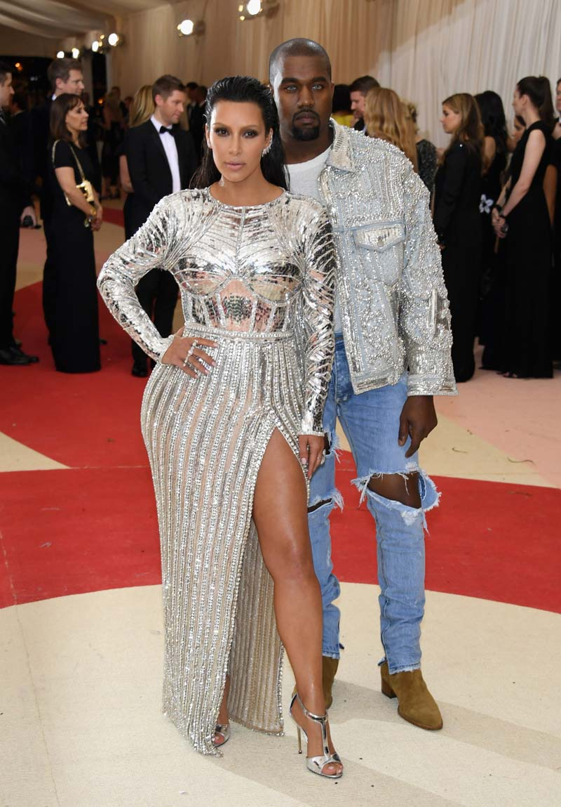 gala met 2016 kim kardashian kanye west