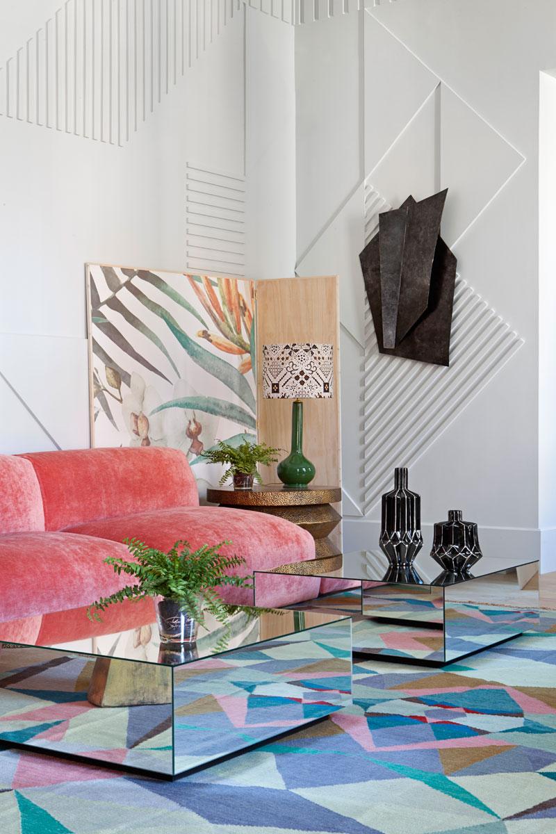 Casa Decor El salón ideado por Erico Navazo Westwing,