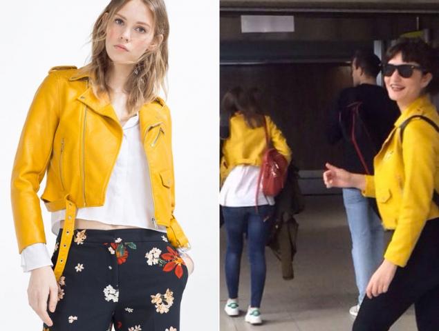 La chaqueta amarilla de Zara ya tiene sus propias redes sociales