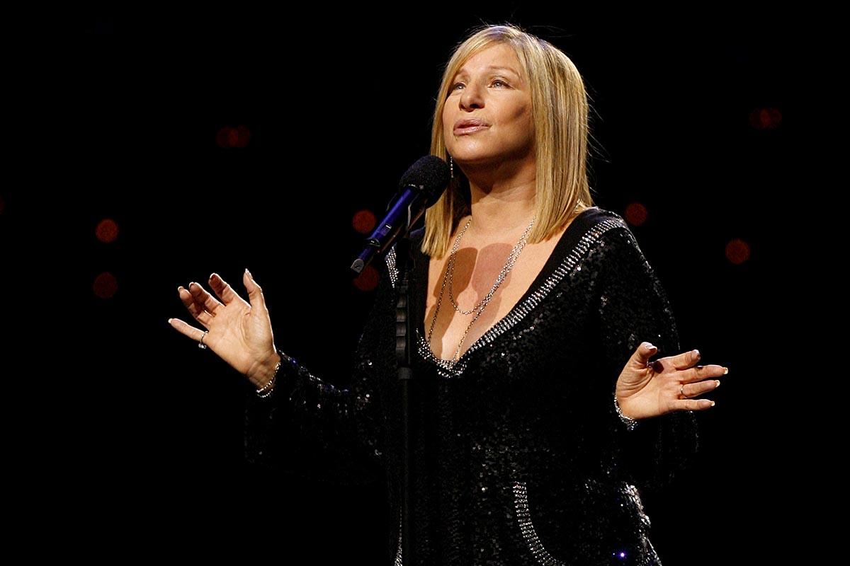 Barbra Streisand mujeres mejor pagadas historia musica