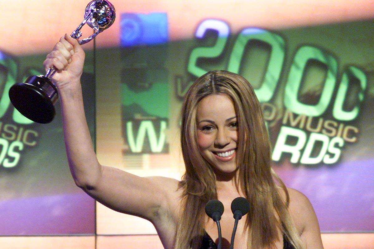 Mariah Carey mujeres mejor pagadas historia musica