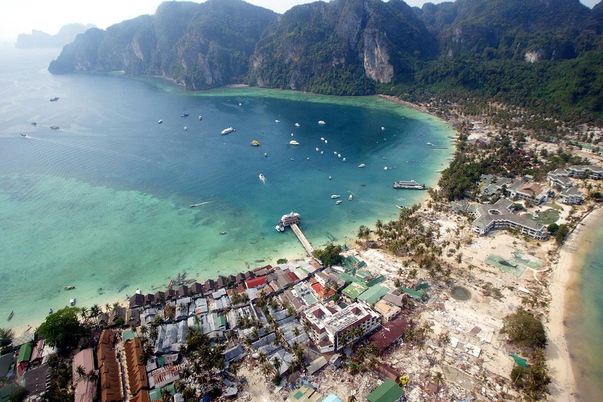 destinos destrozados turismo masivo tailandia