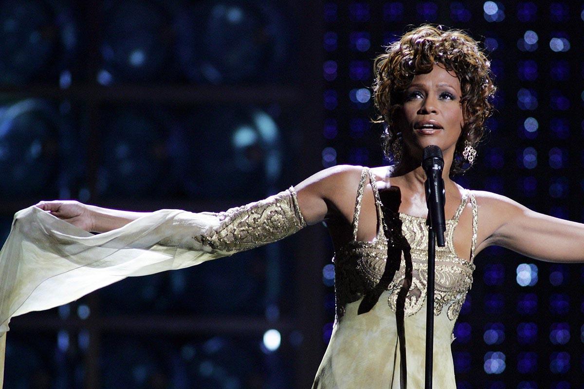 Whitney Houston mujeres mejor pagadas historia musica