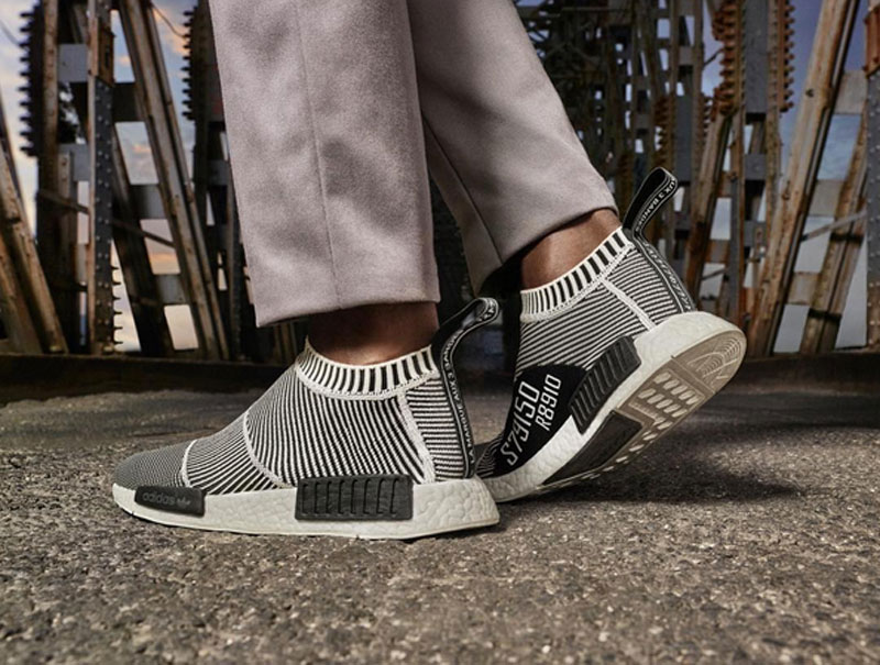 'Sock sneakers', las zapatillas con calcetín incluido que están revolucionando la moda