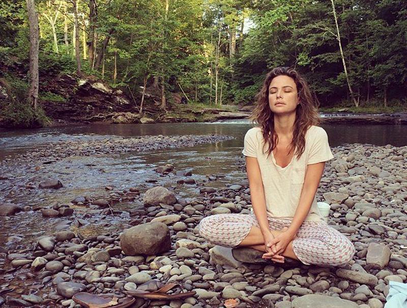 Mindfulness josie maran