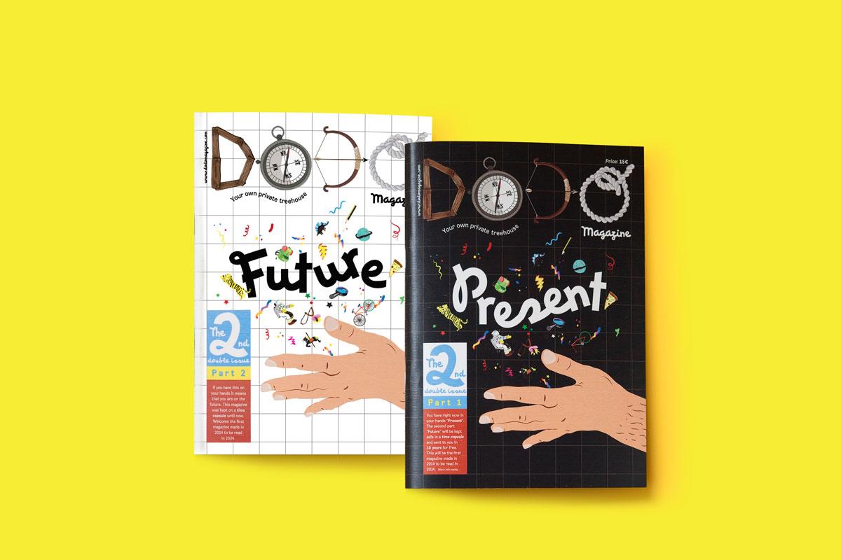 Los lectores de 'Dodo Magazine' tendrán que esperar hasta 2024 para disfrutar del número 2 al completo.