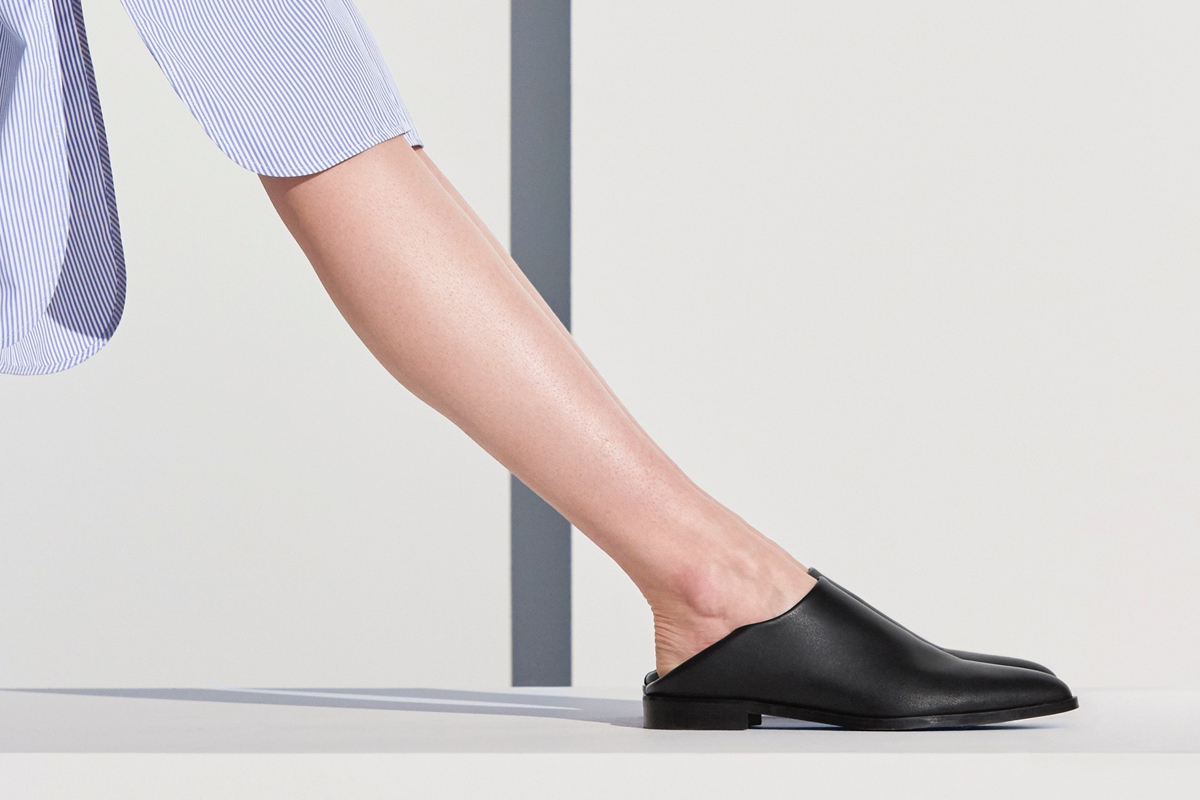 zapatos abuela everlane