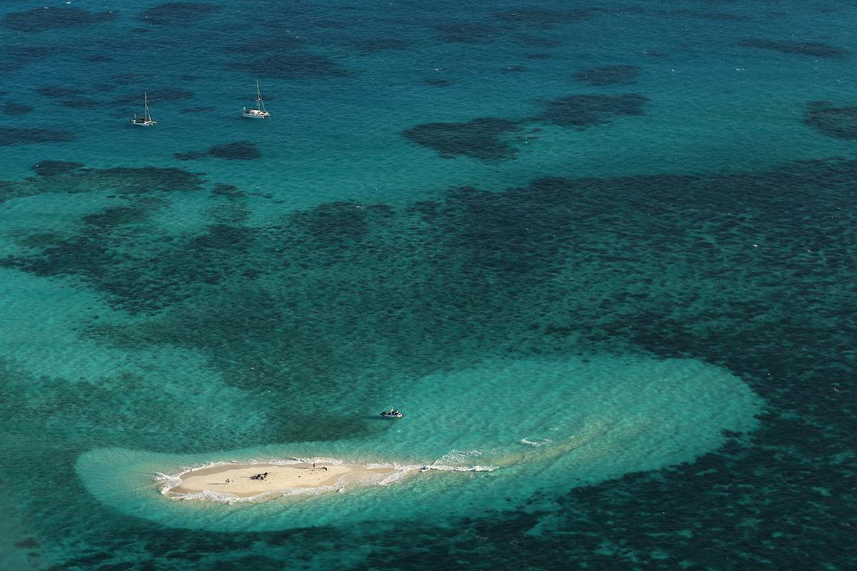 destinos destrozados turismo masivo gran barrera de coral