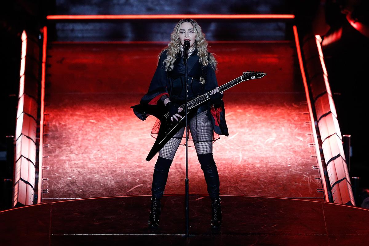 Madonna mujeres mejor pagadas historia musica