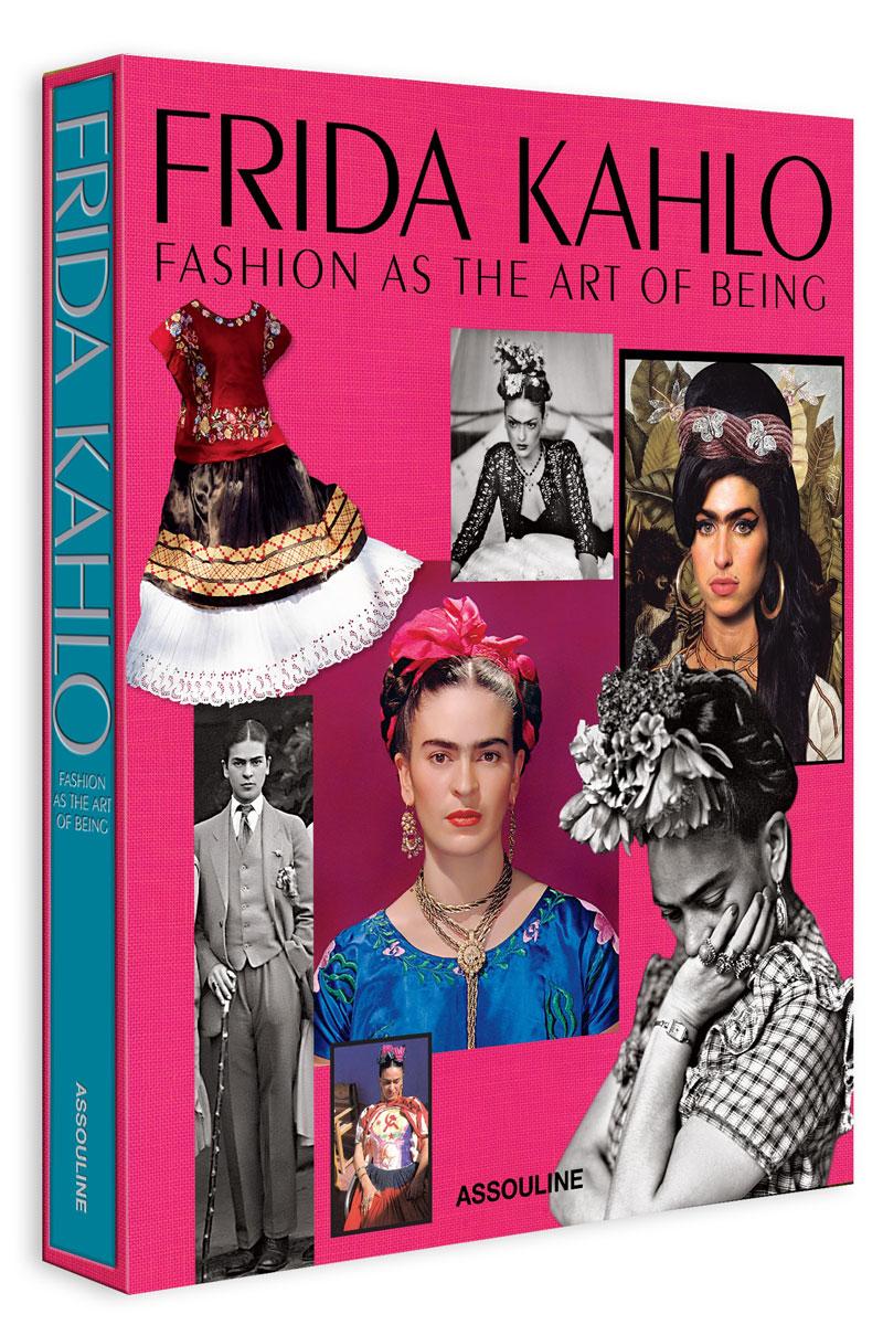 Frida Kahlo visionaria moda libro assouline