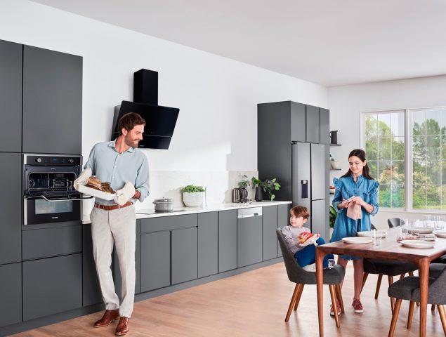 Este horno inteligente definirá la cocina eficiente del futuro