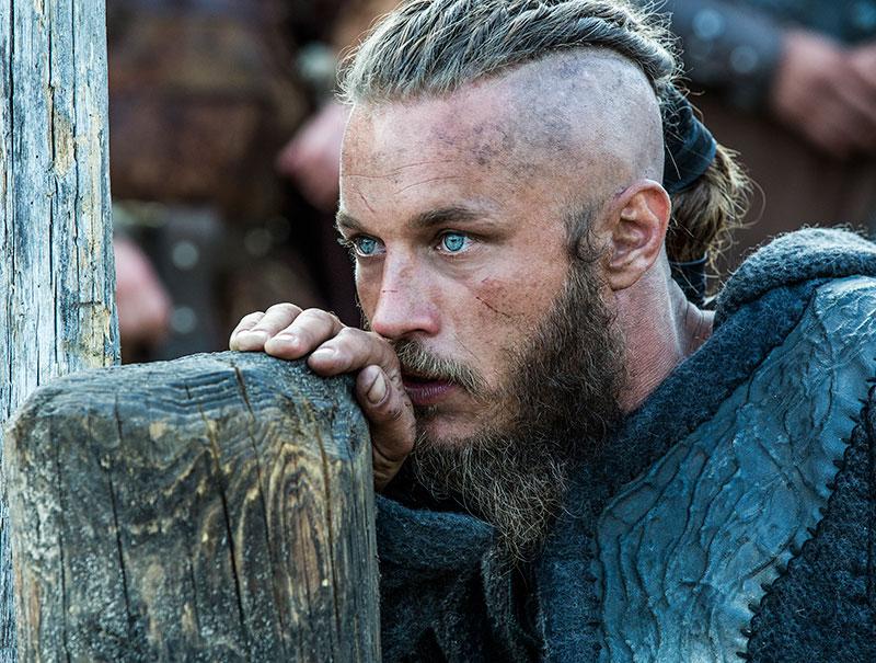 Se lleva el look bárbaro, vikingo y salvaje entre los hombres