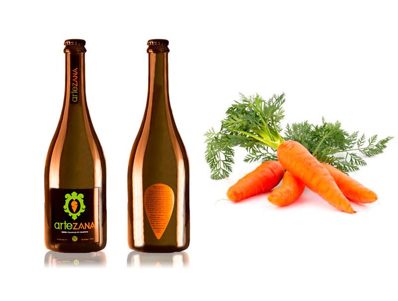 bebida española vino zanahorias