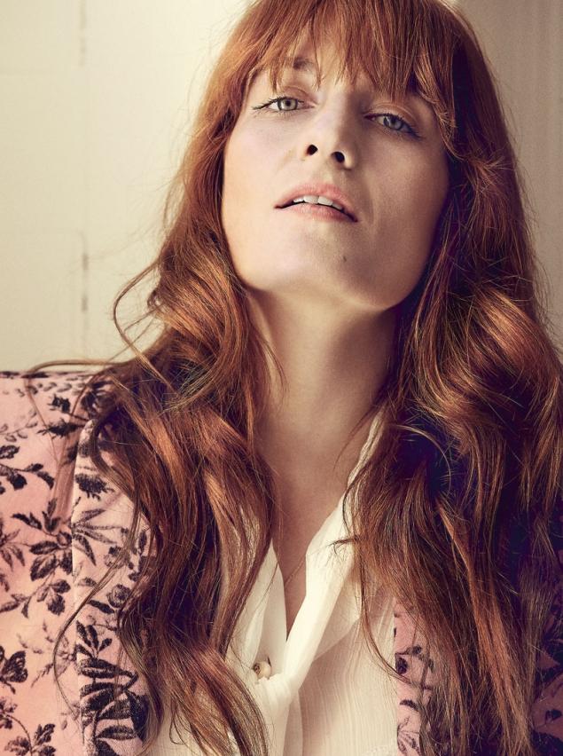 Florence Welch Inspiración Infinita Celebrities Vips S