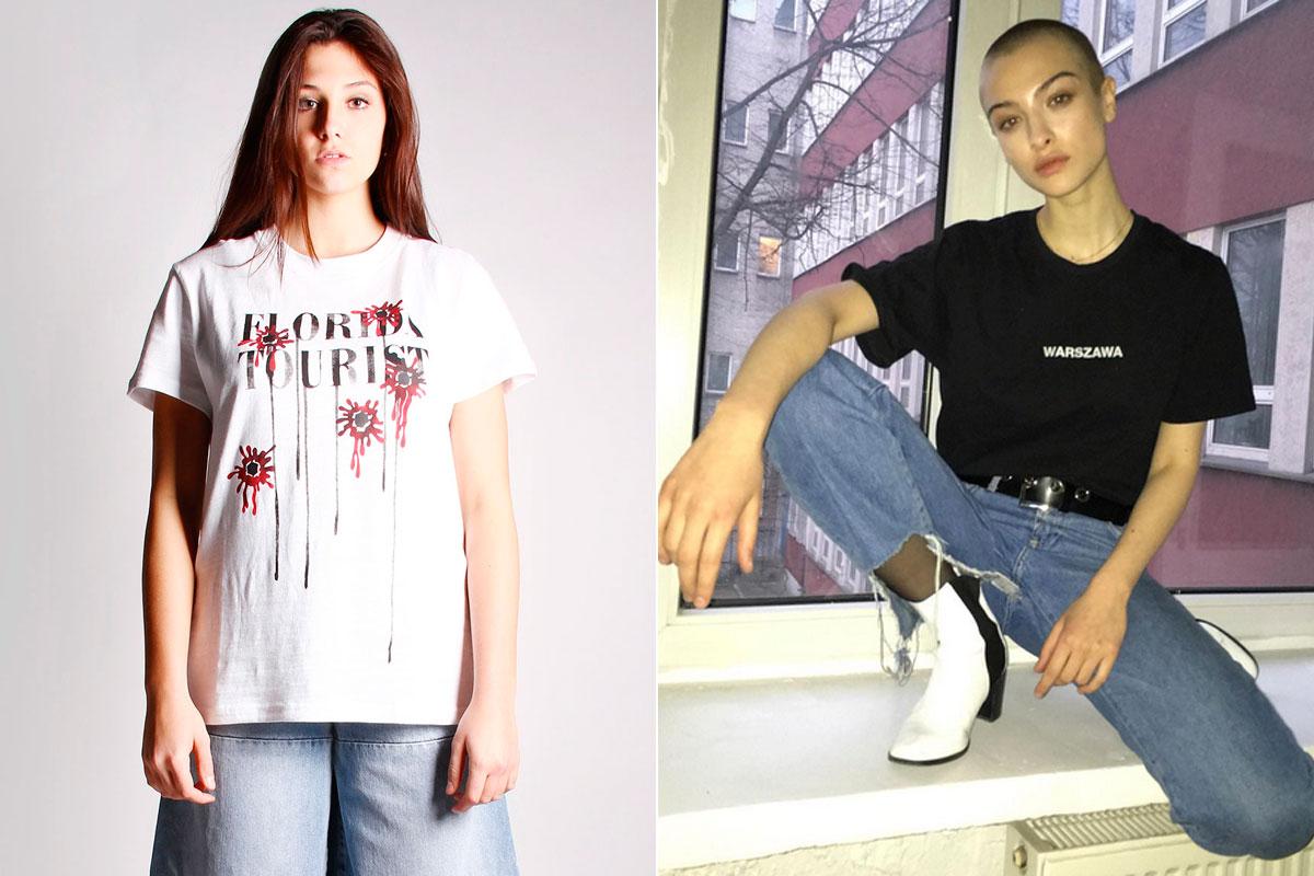 Camisetas Souvenirs