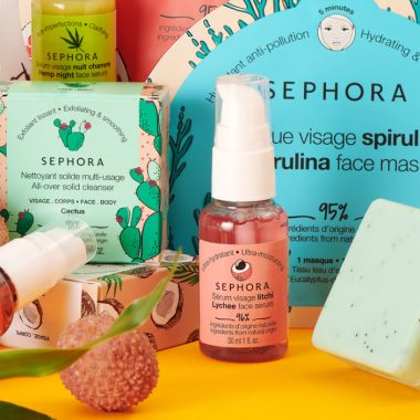 Colorful Skincare Sephora