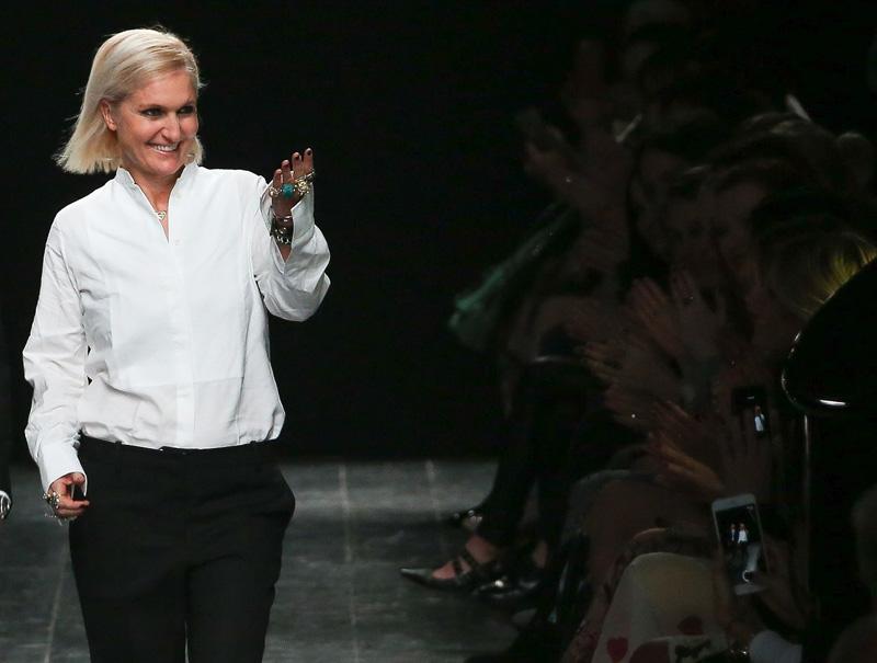 Por qué es histórico tener una mujer al frente de Dior
