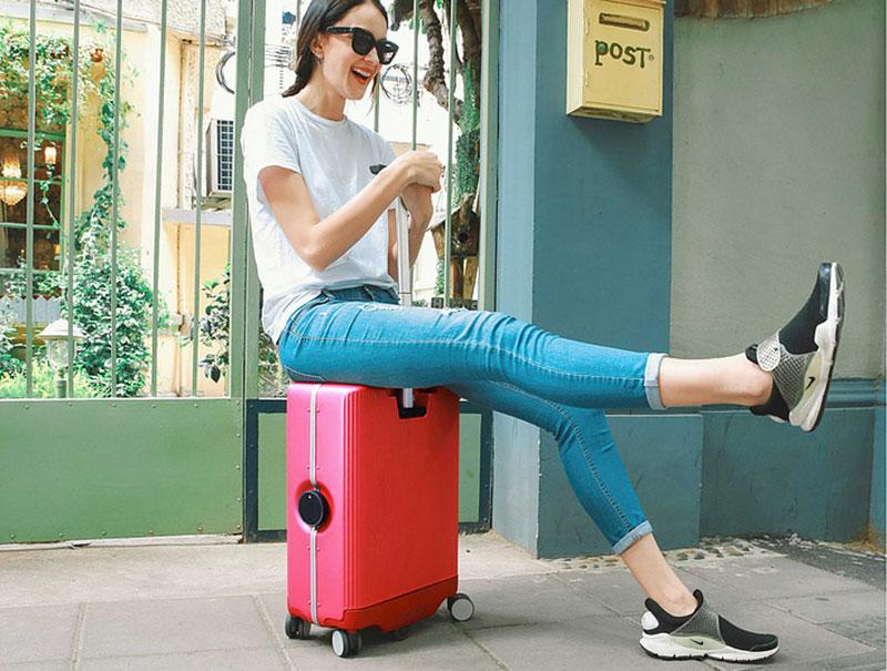 Maletas inteligentes: el equipaje del futuro ya está aquí