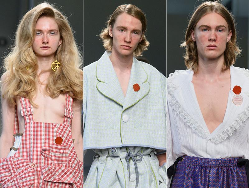 La pasarela ha hablado: los granos están de moda | Actualidad, Moda | S  Moda EL PAÍS