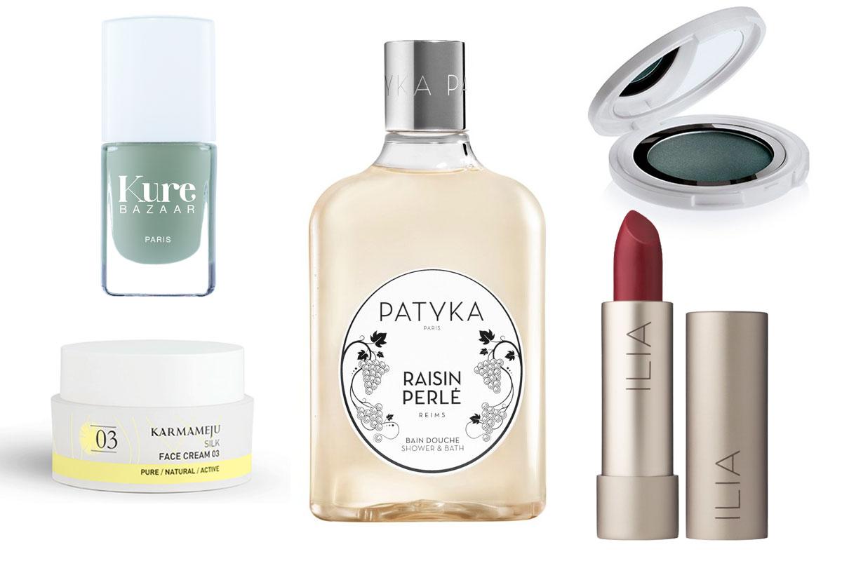 Varios de los productos disponibles en Nook Beauty Concept.