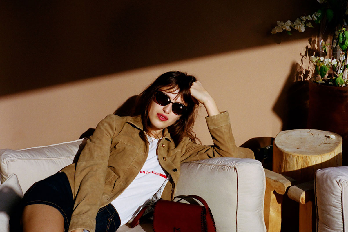 Rouje, the wonderful French brand created spirit by Jeanne Damas.