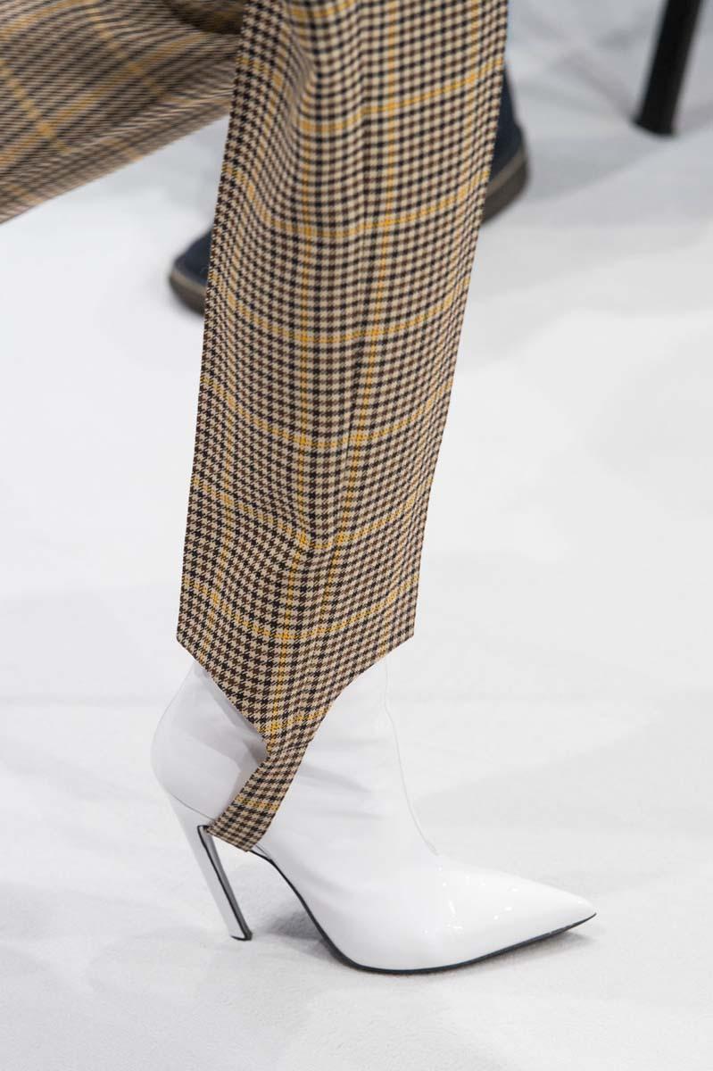 pantalones goma pie