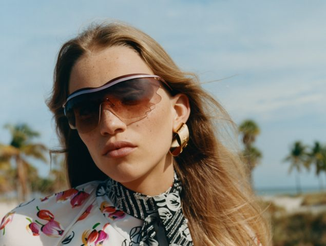 Las cuatro gafas de Louis Vuitton que necesitas para viajar en el tiempo