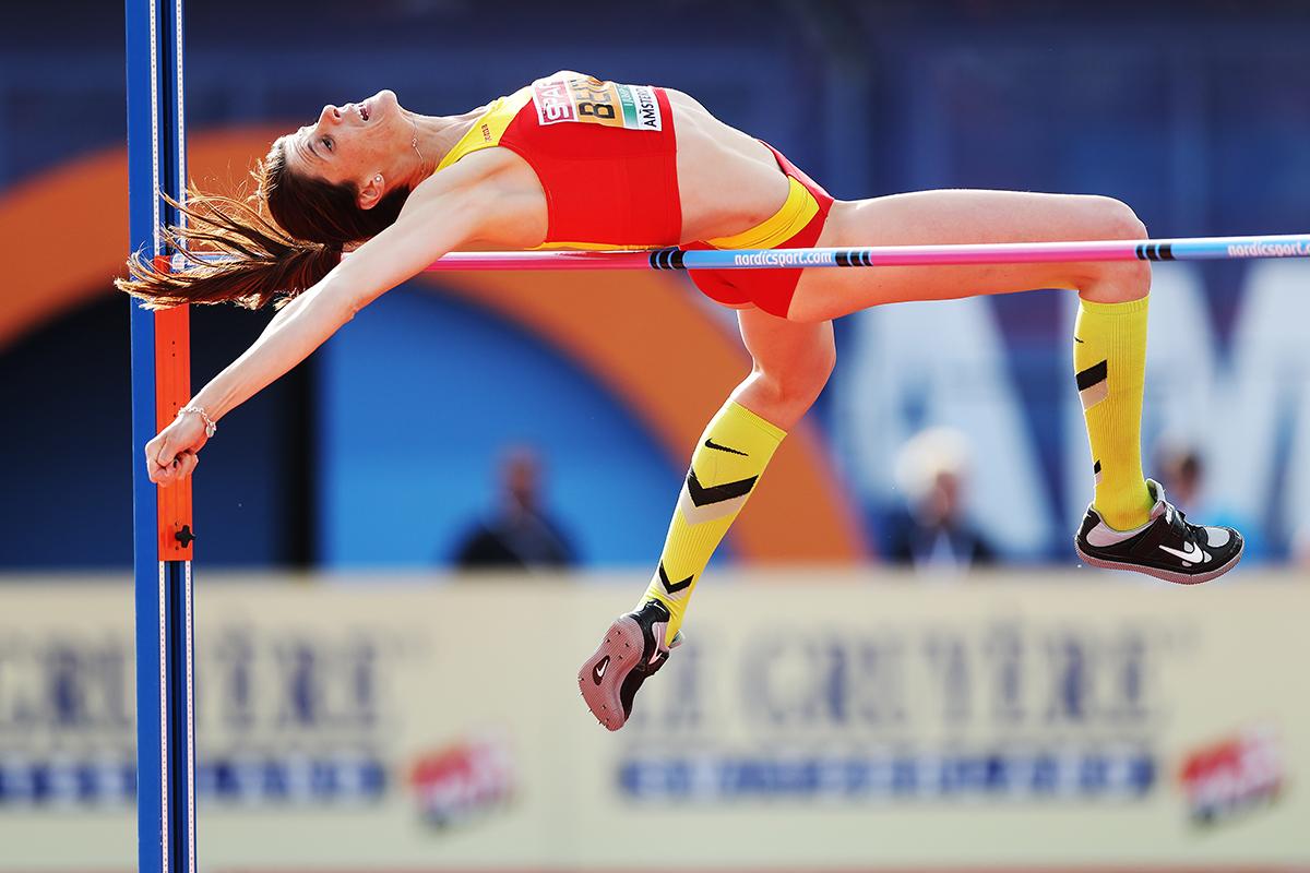 Ruth Beitia juegos olímpicos Río 2016