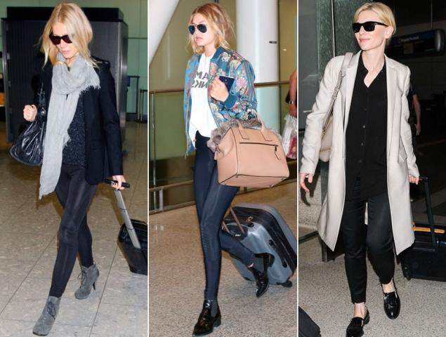 'Street style' de aeropuerto: ¿por qué nos interesa cómo viajan las 'celebrities'?